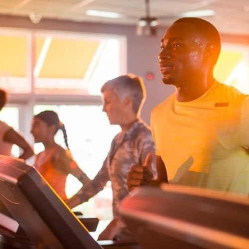 get in a workout at one of Bon Air's fitness centers