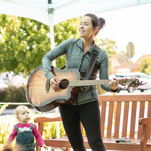 MUSIC TIME WITH MEGAN - Wednesday Mornings, 11:30am at Bon Air